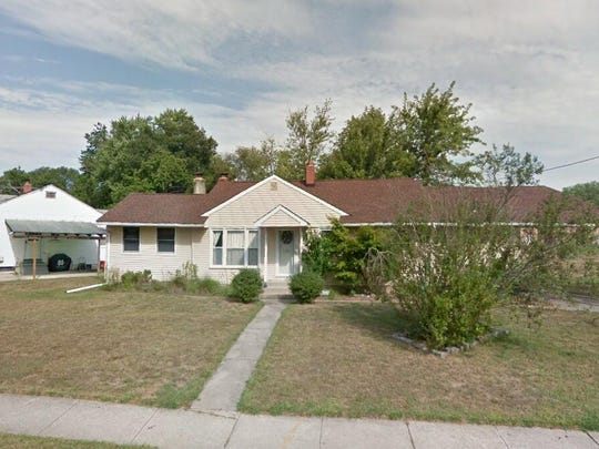 This Google Street View image shows the approximate location of 621 Monmouth Road in Eastampton. The property at this address changed hands in October 2019, when new owners bought the property for $172,800.