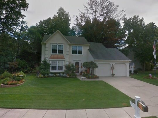 This Google Street View image shows the approximate location of 301 Sienna Lane in Glassboro. The property at this address changed hands in November 2019, when new owners bought the property for $194,750.