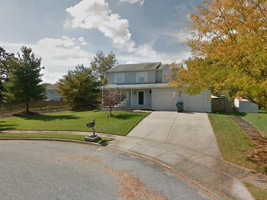 This Google Street View image shows the approximate location of 210 Orchard Lane in Glassboro. The property at this address changed hands in November 2019, when new owners bought the property for $224,900.