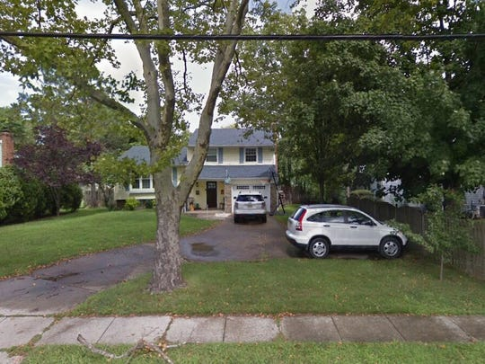 This Google Street View image shows the approximate location of 59 S. Woodbury Road in Pitman. The property at this address changed hands in August 2019, when new owner bought the property for $181,000.