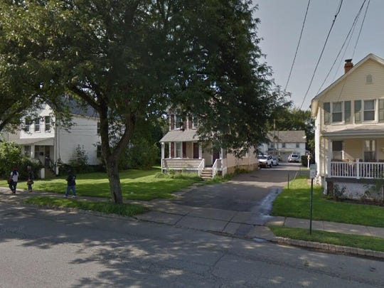 This Google Street View image shows the approximate location of 191 E. Blackwell St. Abcd in Dover Town. The property at this address changed hands in November 2019, when new owners bought the property for $400,000.