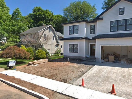 This Google Street View image shows the approximate location of 40 Pershing Place in Cresskill. The property at this address changed hands in September 2019, when new owners bought the property for $1,205,000.