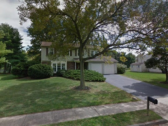 This Google Street View image shows the approximate location of 7 Gulick Lane in Plainsboro. The property at this address changed hands in October 2019, when new owners bought the property for $530,000.