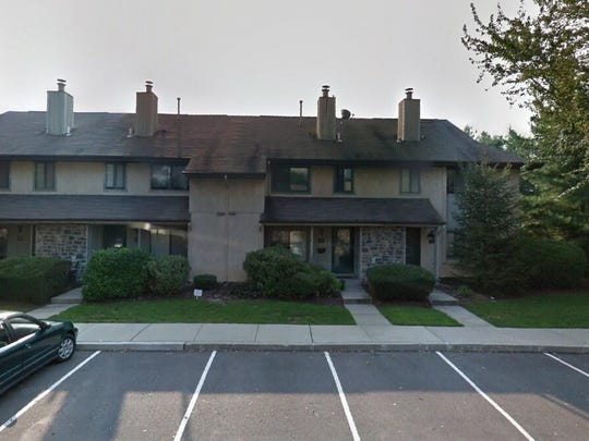 This Google Street View image shows the approximate location of 115 Hampshire Drive in Plainsboro. The property at this address changed hands in November 2019, when new owner bought the property for $383,000.