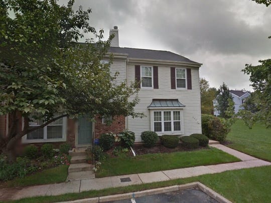 This Google Street View image shows the approximate location of 393 Inwood Court in Franklin. The property at this address changed hands in October 2019, when new owners bought the property for $250,000.