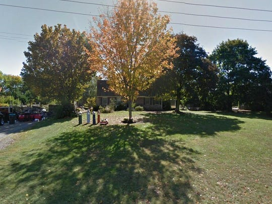 This Google Street View image shows the approximate location of 852 Amwell Road in Hillsborough. The property at this address changed hands in October 2019, when new owner bought the property for $325,000.