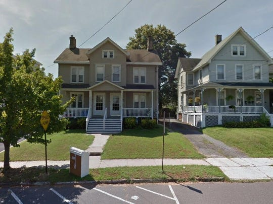 This Google Street View image shows the approximate location of 143-145 W. Cliff St. in Somerville. The property at this address changed hands in October 2019, when new owners bought the property for $375,000.