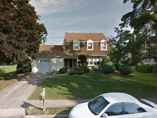 This Google Street View image shows the approximate location of 110 Coopers Kill Road in Delran. The property at this address changed hands in October 2019, when new owners bought the property for $265,000.