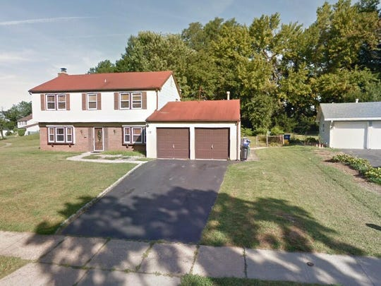 This Google Street View image shows the approximate location of 173 Edge Lane in Willingboro. The property at this address changed hands in August 2019, when new owner bought the property for $174,000.