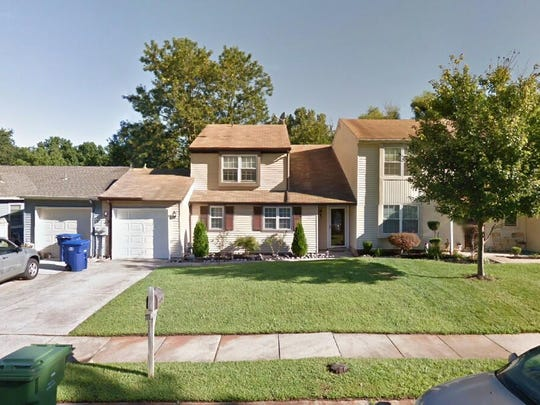 This Google Street View image shows the approximate location of 305 Westerly Drive in Evesham. The property at this address changed hands in October 2019, when new owner bought the property for $231,500.
