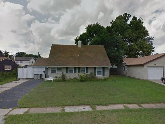 This Google Street View image shows the approximate location of 55 Brierdale Lane in Willingboro. The property at this address changed hands in September 2019, when new owner bought the property for $133,650.