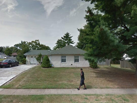 This Google Street View image shows the approximate location of 61 Primrose Lane in Willingboro. The property at this address changed hands in September 2019, when new owners bought the property for $229,000.