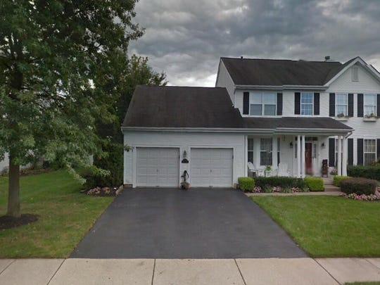 This Google Street View image shows the approximate location of 4 Yearling Way in Burlington. The property at this address changed hands in October 2019, when new owners bought the property for $341,900.