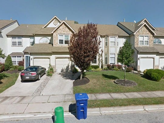This Google Street View image shows the approximate location of 74 Sandhurst Drive in Mount Laurel. The property at this address changed hands in October 2019, when new owners bought the property for $335,000.