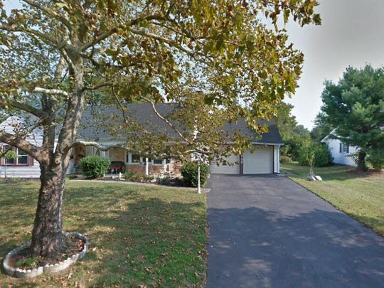 This Google Street View image shows the approximate location of 156 Club House Drive in Willingboro. The property at this address changed hands in September 2019, when new owner bought the property for $180,000.