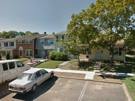 This Google Street View image shows the approximate location of 2 Fireside Court in Willingboro. The property at this address changed hands in July 2019, when new owner bought the property for $99,900.