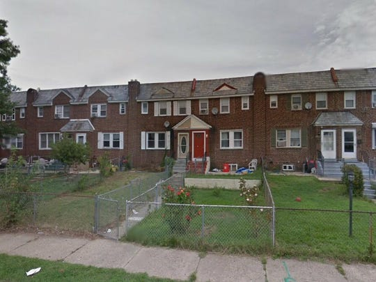 This Google Street View image shows the approximate location of 534 Randolph St. in Camden. The property at this address changed hands in September 2019, when new owner bought the property for $53,000.