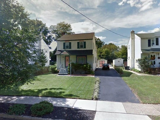 This Google Street View image shows the approximate location of 709 Lees Lane in Collingswood. The property at this address changed hands in September 2019, when new owners bought the property for $382,500.