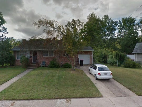This Google Street View image shows the approximate location of 544 Beverly Drive in Gloucester Township. The property at this address changed hands in September 2019, when new owner bought the property for $185,000.