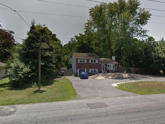 This Google Street View image shows the approximate location of 820 E. Evesham Road in Gloucester Township. The property at this address changed hands in October 2019, when new owners bought the property for $195,000.