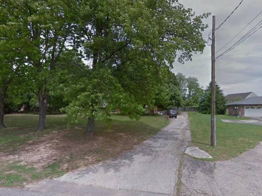 This Google Street View image shows the approximate location of 10 E. Tomlin Station Road in East Greenwich. The property at this address changed hands in July 2019, when new owner bought the property for $300,000.
