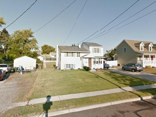 This Google Street View image shows the approximate location of 418 Baylor Road in Deptford. The property at this address changed hands in September 2019, when new owner bought the property for $175,000.