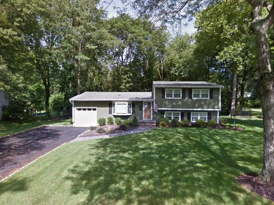 This Google Street View image shows the approximate location of 96 Edgewood Drive in Florham Park. The property at this address changed hands in October 2019, when new owner bought the property for $725,000.