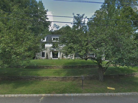 This Google Street View image shows the approximate location of 22 Oakwood Road in Allendale. The property at this address changed hands in September 2019, when new owners bought the property for $1,600,000.