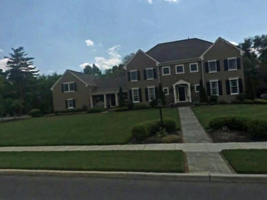 This Google Street View image shows the approximate location of 813 Loveland Road in Moorestown. The property at this address changed hands in September 2019, when the new owners bought the property for $1,570,000.