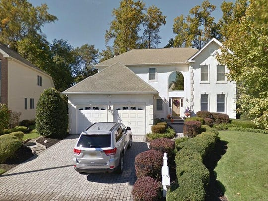 This Google Street View image shows the approximate location of 107 Inverness Drive in Moorestown. The property at this address changed hands in October 2019, when the new owners bought the property for $665,000.