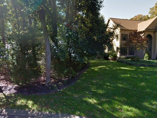 This Google Street View image shows the approximate location of 15 Mills Brook Lane in Shamong. The property at this address changed hands in November 2019, when the new owners bought the property for $535,000.