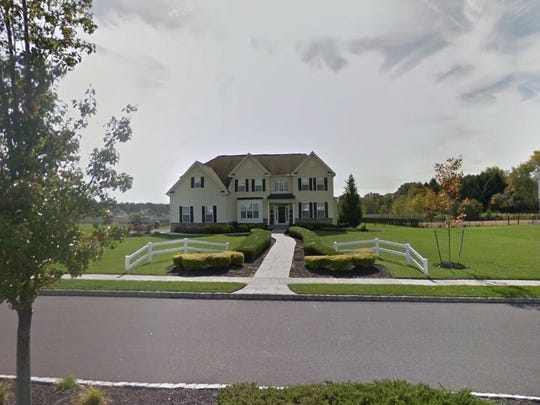 This Google Street View image shows the approximate location of 807 Chelsea Glenn Road in East Greenwich. The property at this address changed hands in September 2019, when the new owners bought the property for $595,000.