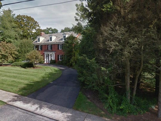 This Google Street View image shows the approximate location of 303 Woodland Road in Madison. The property at this address changed hands in October 2019, when the new owners bought the property for $1,425,000.