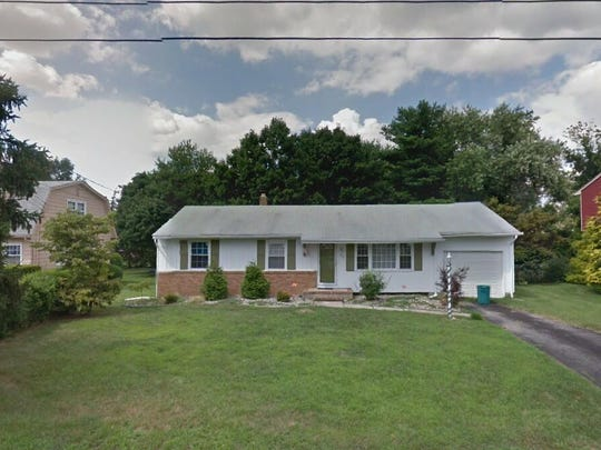 This Google Street View image shows the approximate location of 1156 Mayfair Court in Vineland. The property at this address changed hands in November 2019, when new owner bought the property for $170,000.