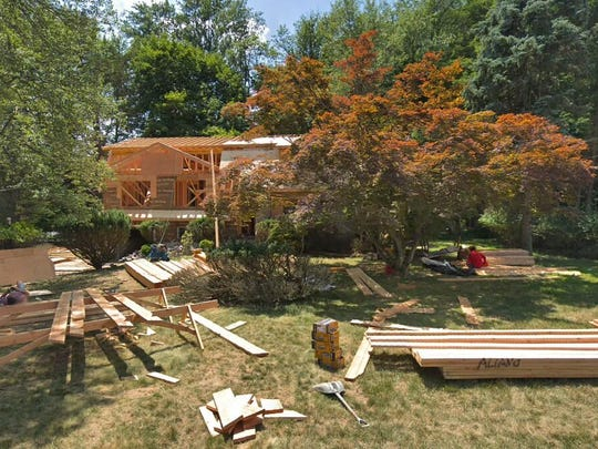 This Google Street View image shows the approximate location of 6 Beechwood Place in Harrington Park. The property at this address changed hands in October 2019, when new owners bought the property for $745,000.