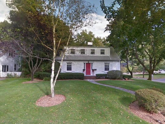 This Google Street View image shows the approximate location of 596 Buena Vista Way in Wyckoff. The property at this address changed hands in July 2019, when new owners bought the property for $660,000.