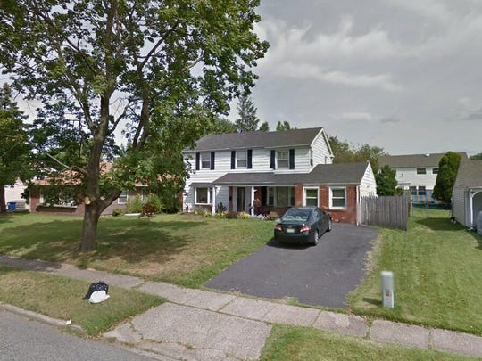 This Google Street View image shows the approximate location of 27 Parish Lane in Willingboro. The property at this address changed hands in August 2019, when new owners bought the property for $170,000.