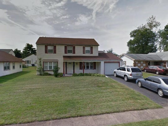 This Google Street View image shows the approximate location of 40 Peartree Lane in Willingboro. The property at this address changed hands in September 2019, when new owner bought the property for $159,800.