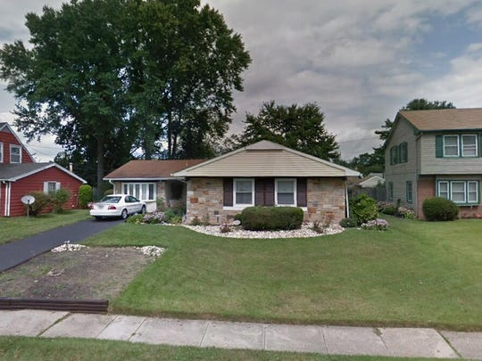 This Google Street View image shows the approximate location of 74 Harrington Circle in Willingboro. The property at this address changed hands in September 2019, when new owner bought the property for $68,000.