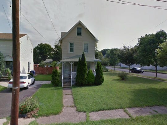 This Google Street View image shows the approximate location of 627 Pennsylvania Ave. in Palmyra. The property at this address changed hands in November 2019, when new owners bought the property for $200,000.
