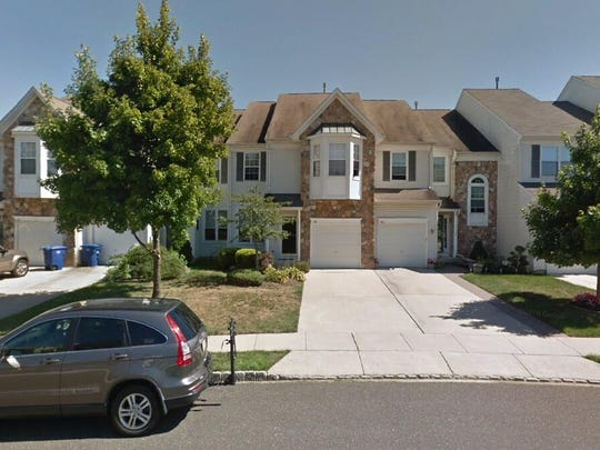 This Google Street View image shows the approximate location of 48 Threadleaf Terrace in Burlington. The property at this address changed hands in November 2019, when new owners bought the property for $249,000.
