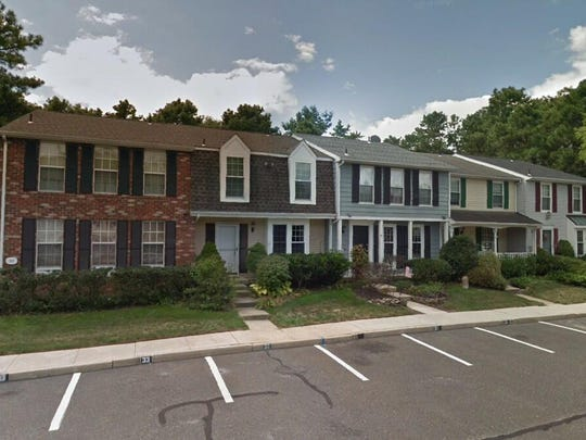 This Google Street View image shows the approximate location of 32 Dorchester Circle in Evesham. The property at this address changed hands in November 2019, when new owners bought the property for $194,900.