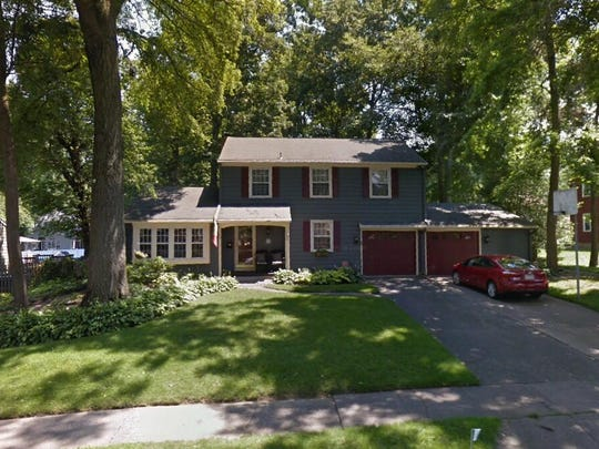This Google Street View image shows the approximate location of 164 Fox Chase Drive in Delran. The property at this address changed hands in November 2019, when new owner bought the property for $270,000.