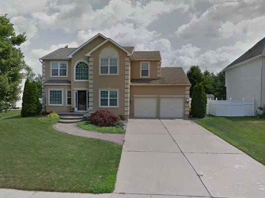 This Google Street View image shows the approximate location of 40 Patriot Way in Hainesport. The property at this address changed hands in September 2019, when new owners bought the property for $395,000.