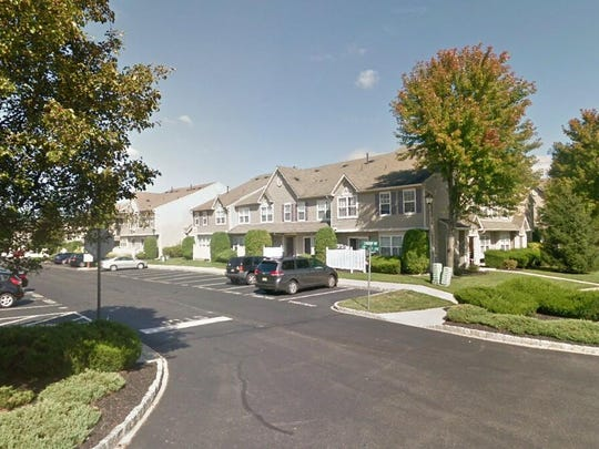 This Google Street View image shows the approximate location of 3803 Grenwich Lane in Mount Laurel. The property at this address changed hands in November 2019, when new owner bought the property for $185,000.