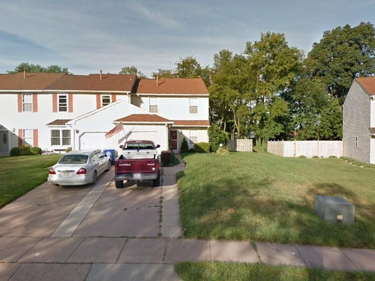 This Google Street View image shows the approximate location of 150 N. Hill Drive in Westampton. The property at this address changed hands in November 2019, when new owner bought the property for $185,000.