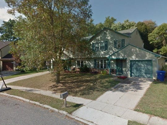 This Google Street View image shows the approximate location of 8 Beacon St. in Westampton. The property at this address changed hands in October 2019, when new owners bought the property for $183,000.