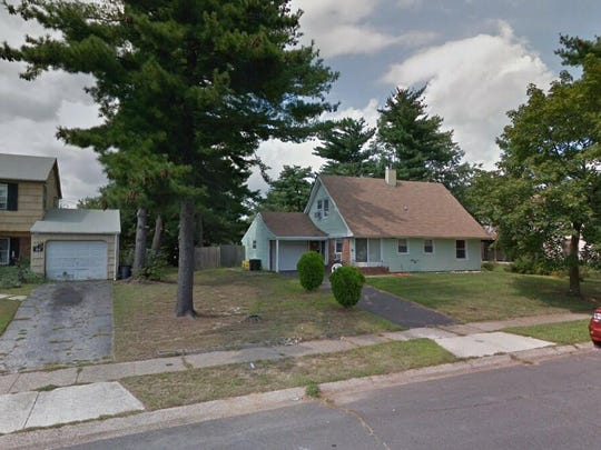 This Google Street View image shows the approximate location of 89 Brooklawn Drive in Willingboro. The property at this address changed hands in September 2019, when new owners bought the property for $133,240.