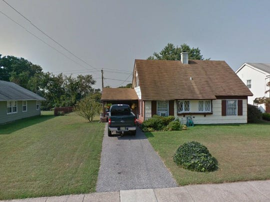 This Google Street View image shows the approximate location of 39 Bartlett Lane in Willingboro. The property at this address changed hands in October 2019, when new owner bought the property for $91,000.