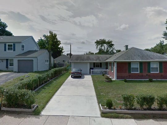 This Google Street View image shows the approximate location of 10 Pickwick Lane in Willingboro. The property at this address changed hands in August 2019, when new owner bought the property for $158,300.